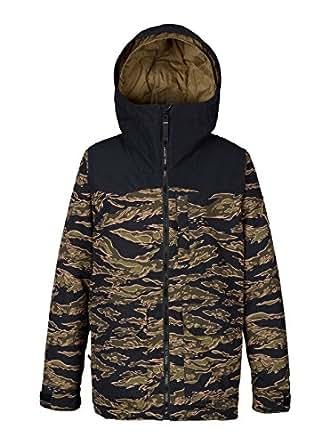 Amazon.com : Burton Boys' Phase Jacket : Clothing