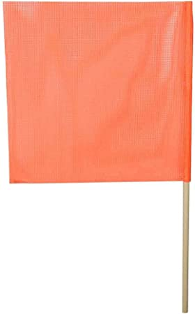 """12x18 12/""""x18/"""" Route 66 Tan Two Cars Stick Flag wood Staff"""