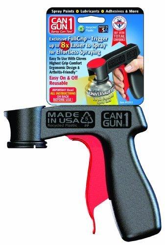 Can-Gun Premium Can Tool Aerosol Spray, Pack of 4