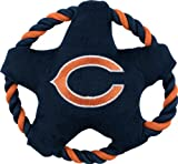 Pets First Star Disk Toy, Chicago Bears, My Pet Supplies