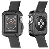 Beacoo Apple Watch Case, Rigid Shield with Resilient Shock...