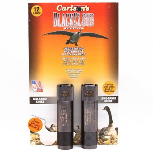 Carlsons 09112, Black Cloud Choke Tube, 12 Gauge, Beretta Optima Plus, Long Range & Mid Range