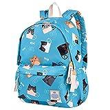 Kids Backpack,COOFIT School Backpack Rucksack Bookbag Nylon Schoolbag for Kids Unisex
