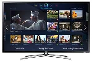 "Samsung UE46F6320AW 46"" Full HD Compatibilidad 3D Smart TV Wifi Negro, Plata - Televisor (Full HD, A+, 16:9, 1920 x 1080 (HD 1080), 1080p, Mega Contrast)"