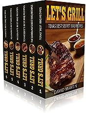 Let's Grill! Best BBQ Recipes Box Set: Best BBQ Recipes from Texas (vol.1), Carolinas (Vol. 2), Missouri (Vol. 3), Tennessee (Vol. 4), Alabama (Vol. 5), Hawaii (Vol. 6)
