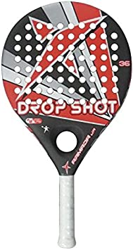 DROP SHOT Armada Jr S/F - Pala de pádel, Color Gris/Naranja ...