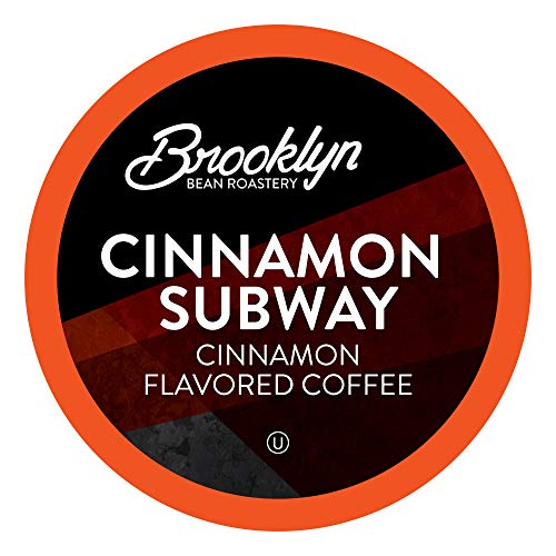 Brooklyn Beans Cinnamon Subway
