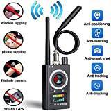 Automotive : Anti Spy Detector & Camera Finder RF Signal Detector GPS Bug Detector Hidden Camera Detector for GSM Tracking Device GPS Radar Radio Frequency DetectorKardia Mobile ECG for Apple & Android Devices