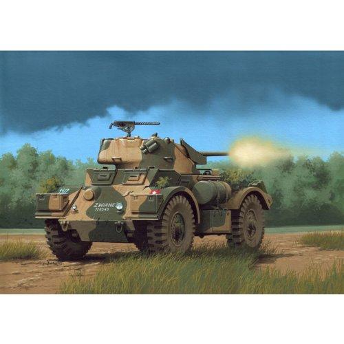 Polish Model Kit - Staghound MkII T17E1, Pojazd - Model Polska