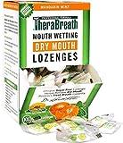 TheraBreath Mouth Wetting Lozenges, Mandarin Mint