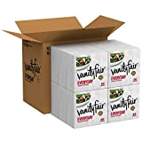 Where to Find Coffee Tables Vanity Fair Everyday Napkins, 1080 Count, White Paper Napkins, 12 Packs of 90 Napkins