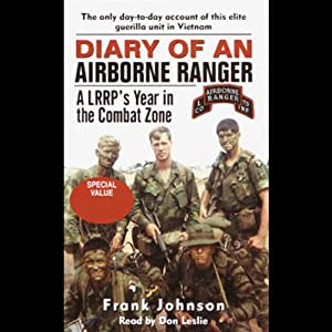 Diary of an Airborne Ranger Audiobook