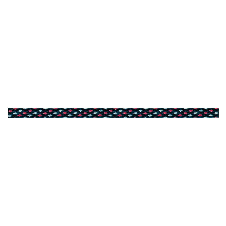S.I.C. チェックスピンドル C/#07 ネイビー×チェリー×オフホワイト 1袋(50m) SIC-3014   B07NXSWLHS