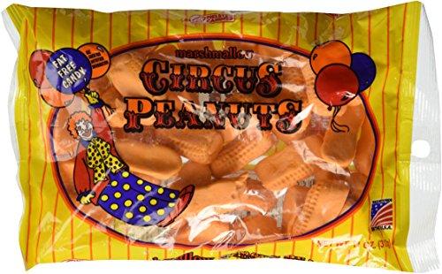 Circus Candy Peanuts Peanut - Melster: Peanuts Marshmallow Circus, 11 Oz