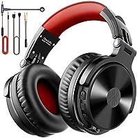 OneOdio Bluetooth Kopfhörer Over Ear Geschlossene Headphones Kabellos mit Mikrofon für Freisprechen bis zu 30 Stunden...