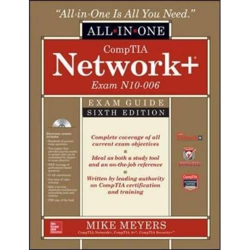 comptia network+ all-in-one exam guide, sixth edition (exam n10-006 ...