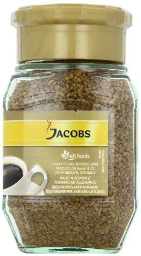 Jacob's Coffee Jacobs Cronat Gold Instant, 7.05-Ounce (Pack of 2)