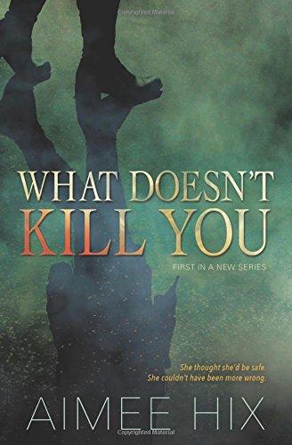What Doesn't Kill You (A Willa Pennington, PI Mystery)
