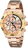 Invicta Men's 17755 Specialty Analog Display Japanese Quartz Rose Gold Watch