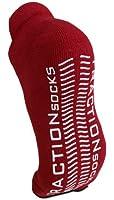 TractionSocks Non-Slip Organic Cotton Socks