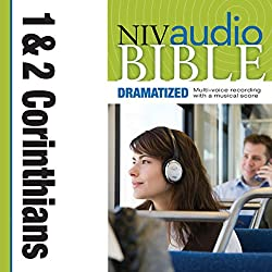 NIV Audio Bible, Dramatized: 1 and 2 Corinthians
