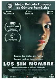 Los Sin Nombre [DVD]