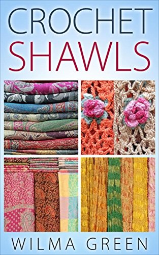 Crochet Shawls Wilma Green ebook product image
