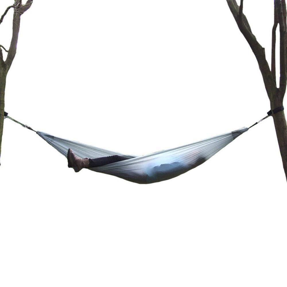 Y-YT Reise Camping Hängematte Outdoor-Licht schwingen Bergsteigen Camping einzelne reisehängematte 270  120cm