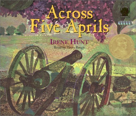 an analysis of across five aprilsby irene hunt In this novel across five aprils by irene hunt, we follow the protagonist jethro  creighton as he comes of age during the years of the civil war, 1861-1865.