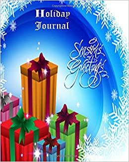 Holiday journal seasons greetings ruled journal jotter keepsake turn on 1 click ordering for this browser m4hsunfo