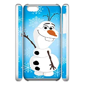 Olaf for iphone5c 3D Cell Phone Case & Custom Phone Case Cover R26A879480