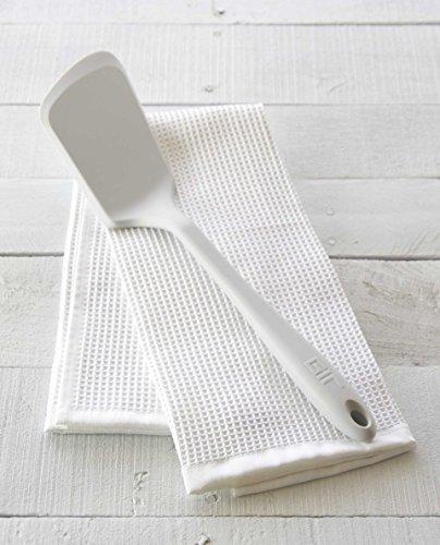 GIR: Get It Right Premium Silicone Mega Flipper / Turner, Mega - 15 IN, Studio White