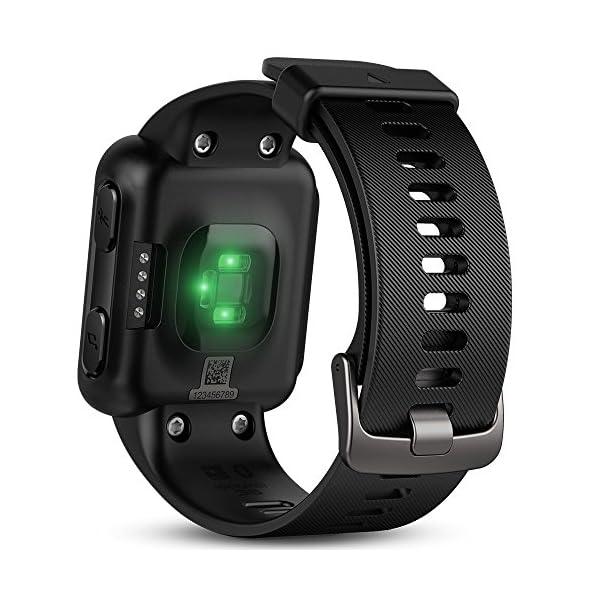 Garmin Forerunner 35 – Montre GPS de Course à Pied Connectée avec Cardio Poignet – Noir