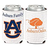 WinCraft Auburn Tigers Official NCAA 12 oz. Insulated Coozie Can Cooler by 178992