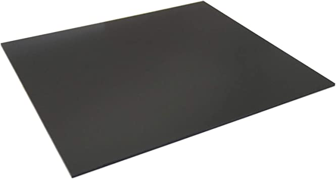 Amazon Com 300x335x3mm Black G10 Fr4 Epoxy Fiberglass Composite Sheet Panel 11 8 X 13 Inch Home Improvement