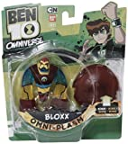 Omniverse 4-inch Figure - Fusion Bloxx with Accesosory, Multi Color