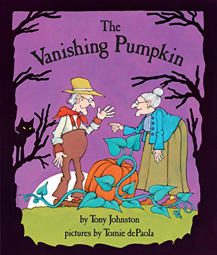 The Vanishing Pumpkin ()