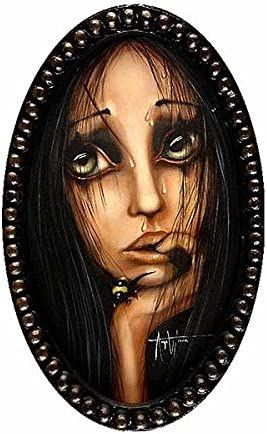 Angelina Wrona Oblivious Fantasy Supernatural Novelty Print Poster 11x14