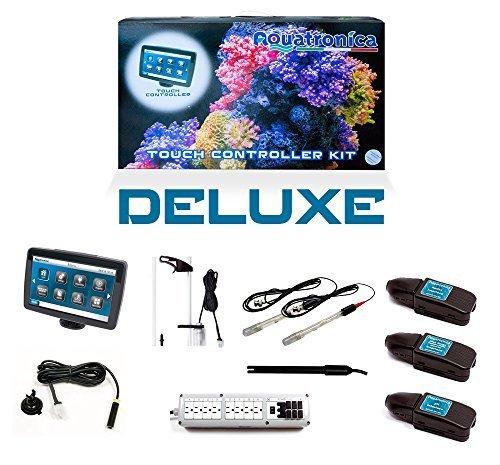 Aquatronica Contrôleur Tactile Kit Deluxe pour Aquariophilie