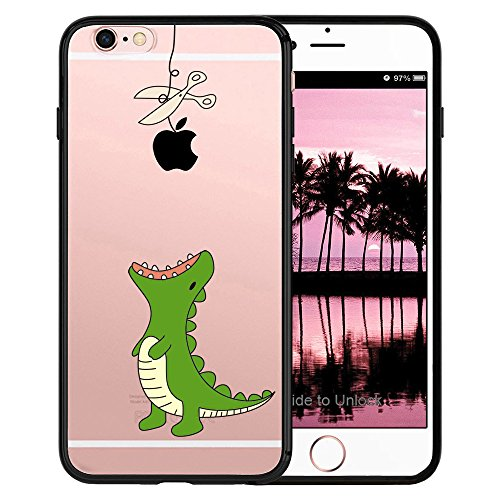 iphone-6s-plus-case-swiftbox-clear-black-case-with-design-for-iphone-6-6s-plus-green-little-dinosaur