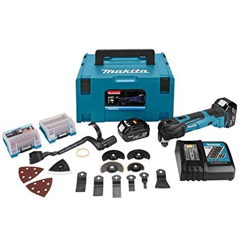 koffer Makpac 38 Zubeh/ör Makita DTM51RMJX2 Akku-Multifunktionswerkzeug 2x18V 4Ah