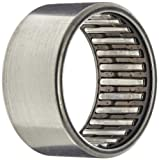 INA SCE2012 Needle Roller Bearing, Steel Cage, Open
