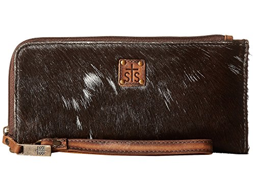 STS Ranchwear Women's The Classic Clutch Cowhide One ()