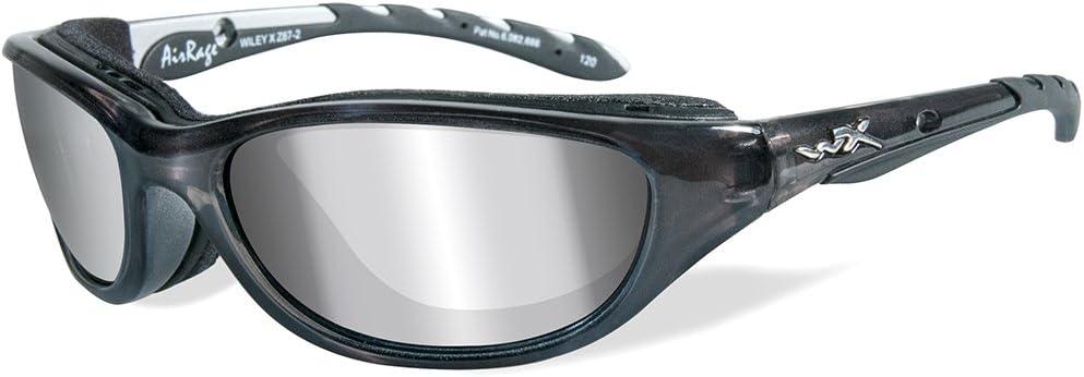 TALLA S/M. Wiley X AirRage Gafas de Sol Unisex