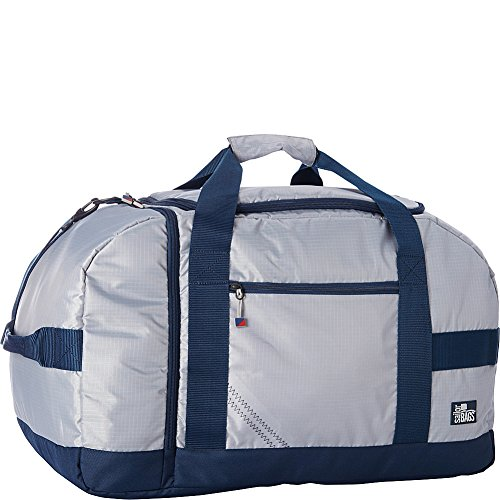 sailorbags-silver-spinnaker-cruiser-duffel-silver-with-blue-trim