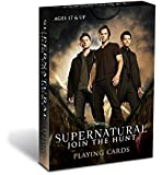 Mixed Current Edition Supernatural Playing Cards Board Game