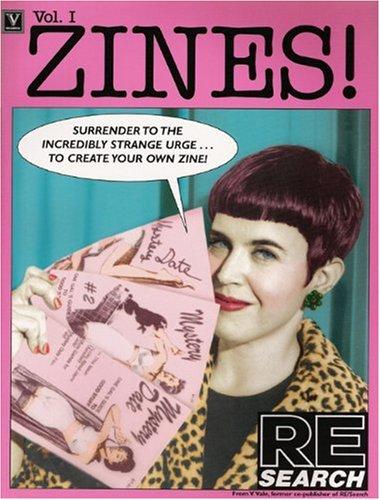 Zines Volume 1