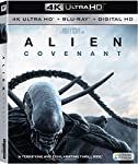 Cover Image for 'Alien: Covenant [4K Ultra HD + Blu-ray + Digital HD]'