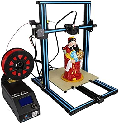 Kit de impresora 3D CR-10S de alta precisión, impresora 3D DIY 300 ...