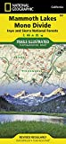 Search : Mammoth Lakes, Mono Divide [Inyo and Sierra National Forests] (National Geographic Trails Illustrated Map)
